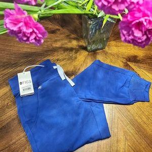 BNWT Figs Limited Edition Winning Blue pants